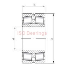 ISO 7021 CDT angular contact ball bearings