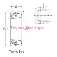 Toyana CRF-32018 A wheel bearings