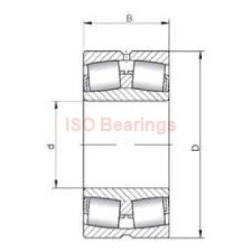 ISO NU1072 cylindrical roller bearings