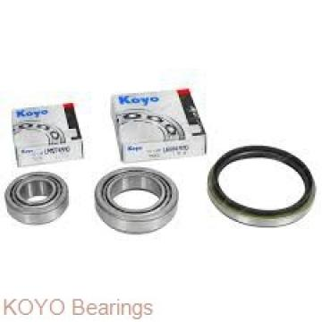 KOYO 52387/52638 tapered roller bearings