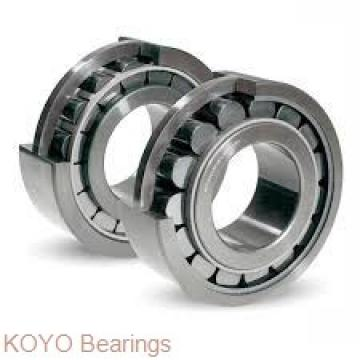 KOYO 6205ZZ deep groove ball bearings