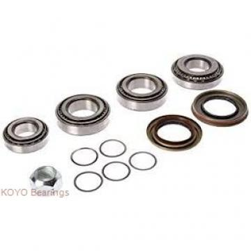 KOYO 6209 2RD C3 deep groove ball bearings