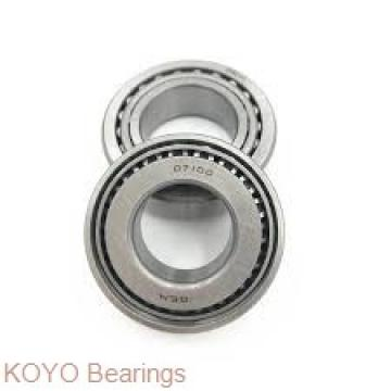 KOYO HAR015 angular contact ball bearings