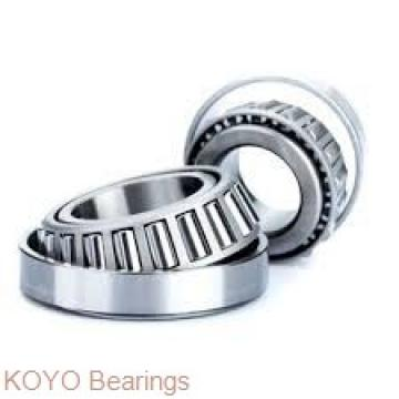 KOYO 65212/65500 tapered roller bearings