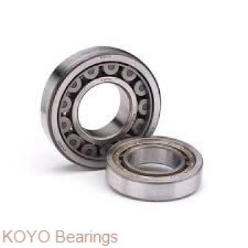 KOYO DC5024NR cylindrical roller bearings
