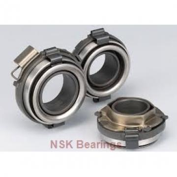 NSK 100BER19H angular contact ball bearings