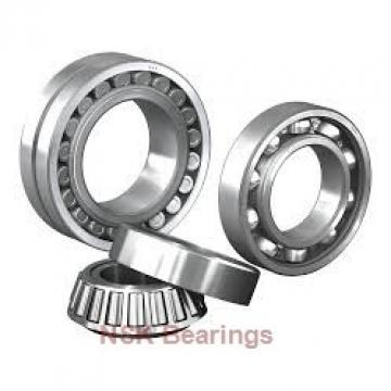 NSK 6016DDU deep groove ball bearings
