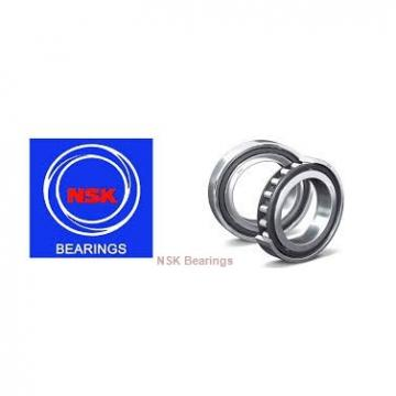NSK 7010 C angular contact ball bearings