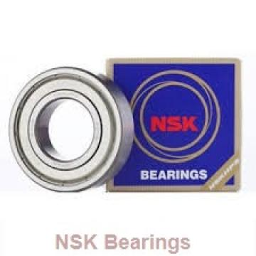 NSK 80TAC20X+L thrust ball bearings