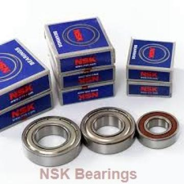 NSK WTF266KVS3551Eg tapered roller bearings