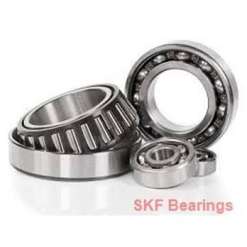 SKF NUP 203 ECP thrust ball bearings
