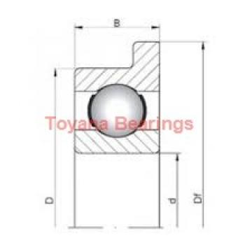 Toyana 3217-2RS angular contact ball bearings
