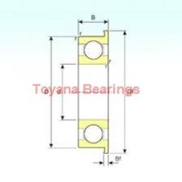 Toyana 6348 deep groove ball bearings