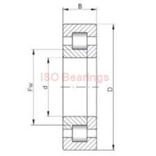 ISO NP39/1180 cylindrical roller bearings #1 image