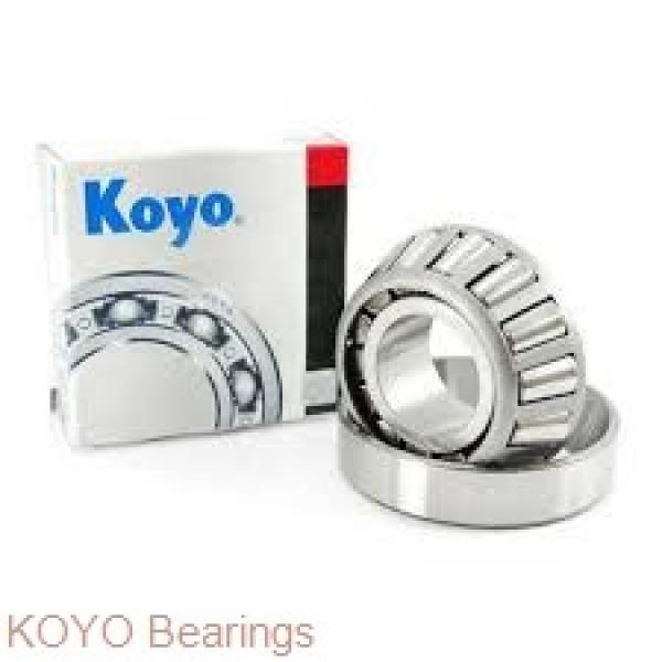 KOYO 51109 thrust ball bearings #2 image