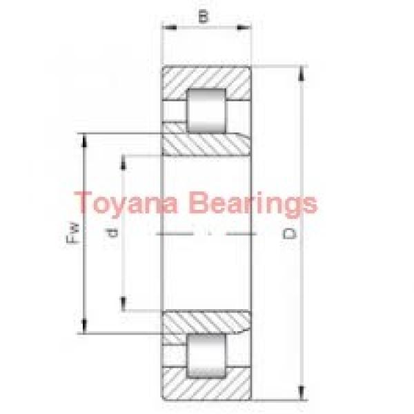 Toyana 3313 angular contact ball bearings #1 image